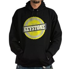 Keystone Ski Resort Colorado Yellow Hoodie