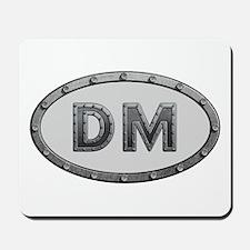 DM Metal Mousepad