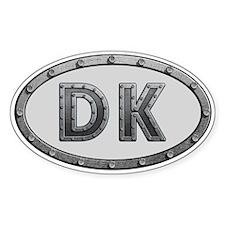 DK Metal Decal