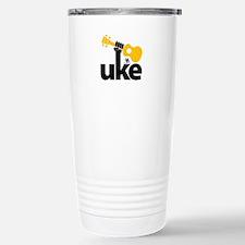 Uke Fist Travel Mug
