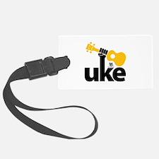 Uke Fist Luggage Tag
