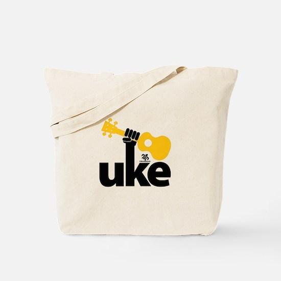 Uke Fist Tote Bag