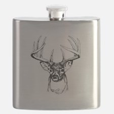 Big Buck Flask