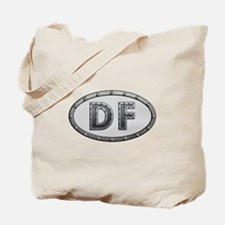 DF Metal Tote Bag