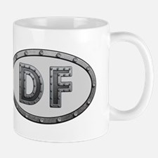 DF Metal Mug