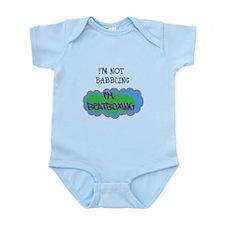 babyBEATBOXER Body Suit