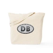 DB Metal Tote Bag