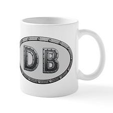 DB Metal Mug