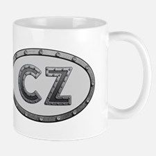 CZ Metal Mug
