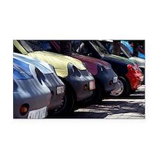 Electric cars - Car Magnet