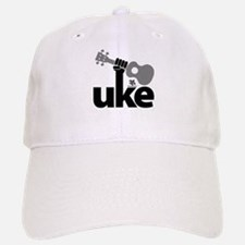 Uke Fist Baseball Baseball Cap