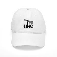 Uke Fist Baseball Cap