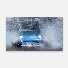 Electric car - Car Magnet