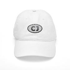 CJ Metal Baseball Cap