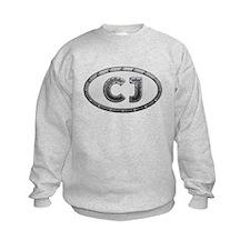 CJ Metal Sweatshirt