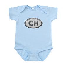 CH Metal Infant Bodysuit