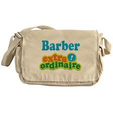 Barber Extraordinaire Messenger Bag