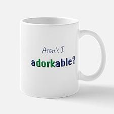 Aren't I Adorkable? Mug