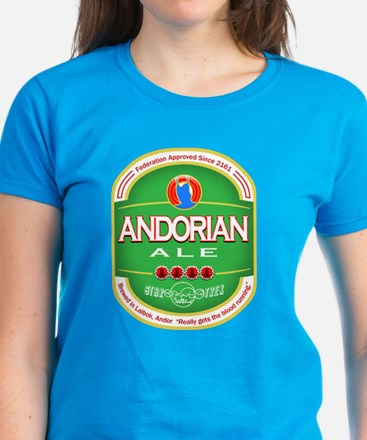 Andorian Ale Women's Dark T-Shirt