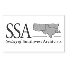 SSA logo Decal