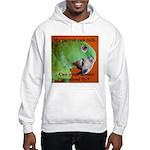 Delbert - Barbara Heidenreich Hooded Sweatshirt