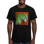 Delbert - Barbara Heidenreich Men's Fitted T-Shirt