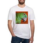 Delbert - Barbara Heidenreich Fitted T-Shirt