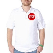 Stop Libby T-Shirt