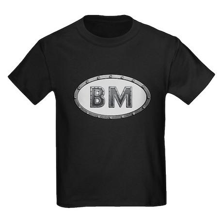 BM Metal Kids Dark T-Shirt