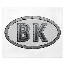 BK Metal King Duvet