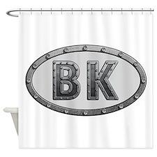 BK Metal Shower Curtain