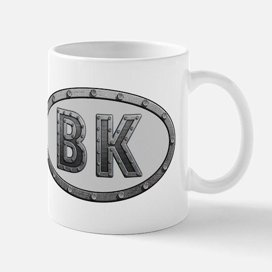 BK Metal Mug