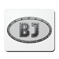 BJ Metal Mousepad
