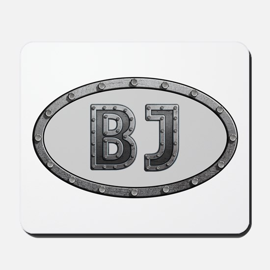 BJ Metal Mousepad