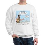 Peter Feeding Sheep Sweatshirt