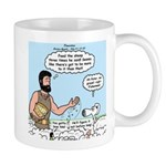Peter Feeding Sheep Mug