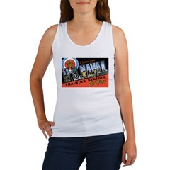 San Diego Naval Base Women's Tank Top