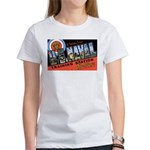 San Diego Naval Base (Front) Women's T-Shirt