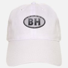 BH Metal Baseball Baseball Cap