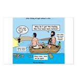 Fishing Again! Postcards (Package of 8)