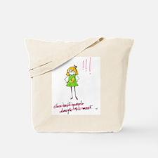 Funny Bones Tote Bag