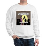 Jesus Signs and Symbols Sweatshirt