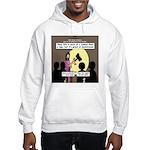 Jesus Signs and Symbols Hooded Sweatshirt