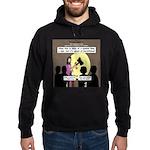 Jesus Signs and Symbols Hoodie (dark)