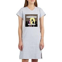 Jesus Signs and Symbols Women's Nightshirt