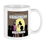 Jesus Signs and Symbols Mug