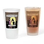 Jesus Signs and Symbols Drinking Glass
