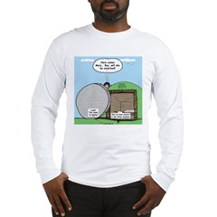 Easter Surprise Long Sleeve T-Shirt