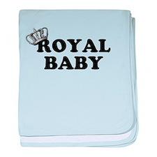 Royal Baby baby blanket