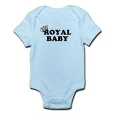 Royal Baby Infant Bodysuit